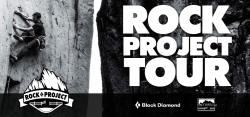 Th BLack Diamond Rock Project comes to Salt Lake City on April 10-12, 2015.
