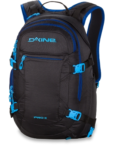 Dakine Pro II Snowboard Backpack review |