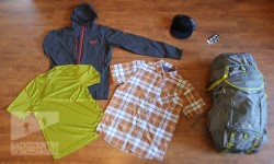 A look at the new gear from Mountain Hardwear you can win from Backcountry Skiing Canada.