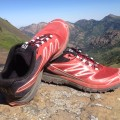 The Salomon Sense Pro are  running shoes appropriate for both city and trail, like up Mineral Fork in Big Cottonwood Canyon. (Photo: Jared Hargrave - UtahOutside.com)