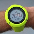 The Suunto Ambit3 Run in Lime. (Photo: Jared Hargrave - UtahOutside.com)
