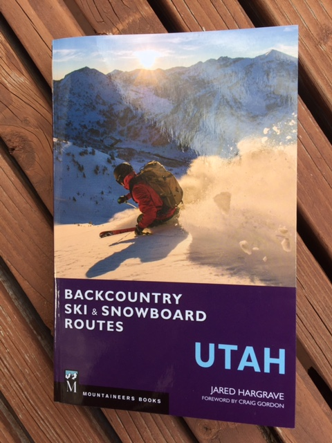 Backcountry Ski and Snowboard Routes Utah book
