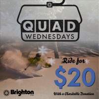 Brighton's Quad Wednesdays are back for 2015. (Image: Brighton Resort)