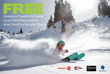 Demo FREE Rossignol Powder skis from Ski'N See on Monster Dump days at Utah ski resorts. (Image: SkiUtah)