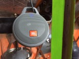 The JBL Clip+ is the perfect size and weight for portable music like backpacking or yurt trips. (Photo: Jared Hargrave - UtahOutside.com)
