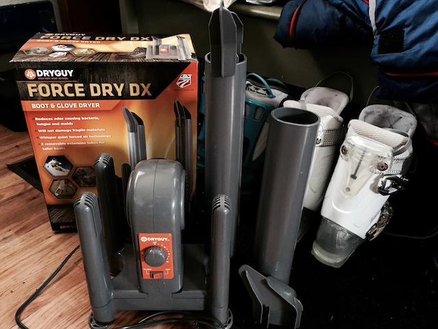 DryGuy Force Dry DX Review