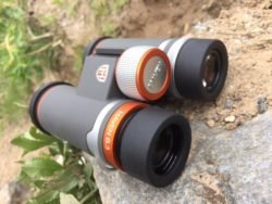 We review the Maven B3 binoculars. Compact with sharp image quality, these optics are great for casual outdoor use. (Photo: Jared Hargrave - UtahOutside.com)
