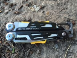 We review the Leatherman Signal, an outdoors and survival multi-tool. (Photo: Jared Hargrave - UtahOutside.com)