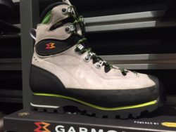 The Garmont Tower Trek GTX at Outdoor Retailer 2016 Summer Market. (Photo: Jared Hargrave - UtahOutside.com)