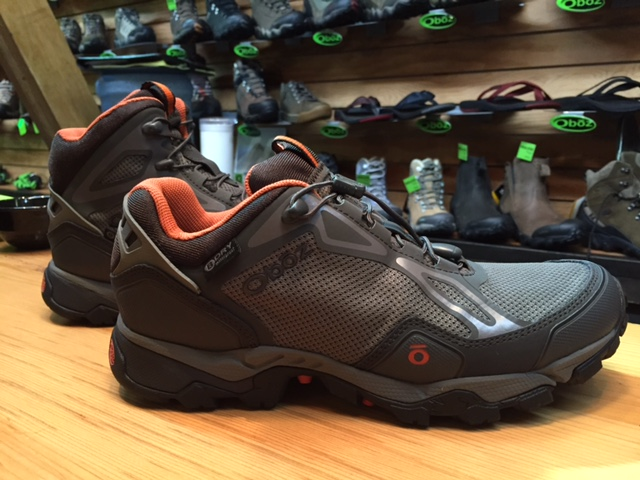 b3d58894601 New boots and shoes from Oboz at 2016 Outdoor Retailer