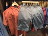 Sherpa Surya shirt and Pokhara shorts at Outdoor Retailer 2016 Summer Market. (Photo: Jared Hargrave - UtahOutside.com)