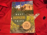 """We review the book, """"Best Backpacking Trips in Utah, Arizona, and New Mexico"""" (Photo: Jared Hargrave - UtahOutside.com)"""