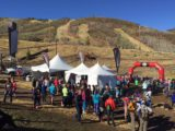 The start/finish area at The North Face Endurance Challenge has plenty to keep you entertained when you are not running. (Photo: Jared Hargrave - UtahOutside.com)