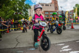 Enter your child into a Strider Cup Race in 2017 - the World Championships happens at the Gallivan Center in Salt Lake City. (Photo: Strider Bikes)