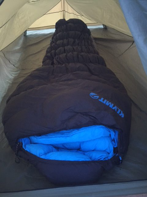 Review Of The New Klymit Ksb 20 Oversized Down Sleeping Bag Photo Jared Hargrave Utahoutside