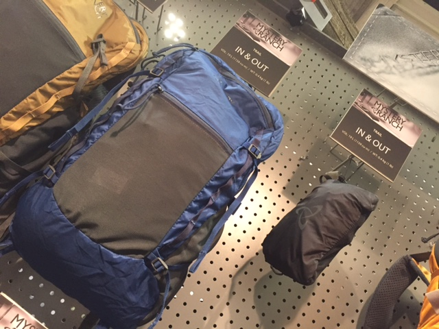 Mystery Ranch Carries Bigger Loads At Outdoor Retailer