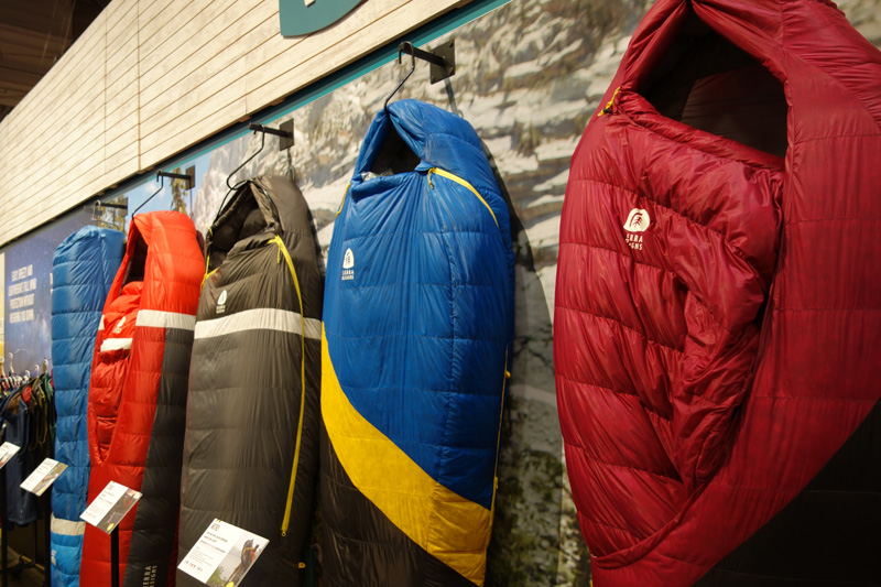 d222510a19f Sierra Designs unveils major changes for 2018 gear at Outdoor Retailer