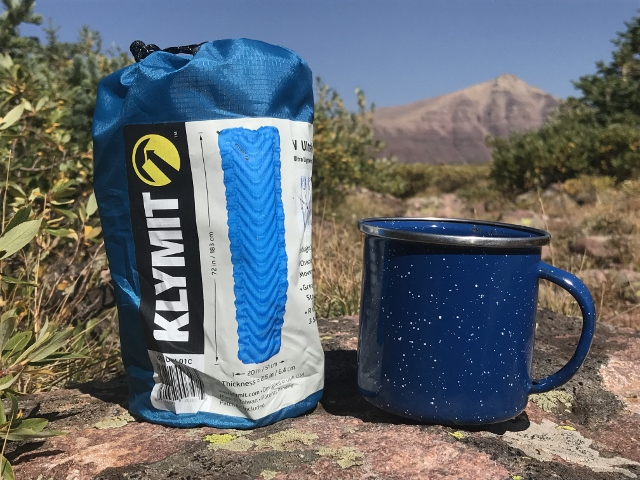 56e5d3c450a Klymit V Ultralite SL camping pad review