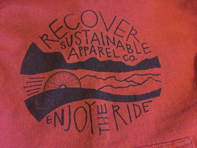 Recover Hoodie Graphic