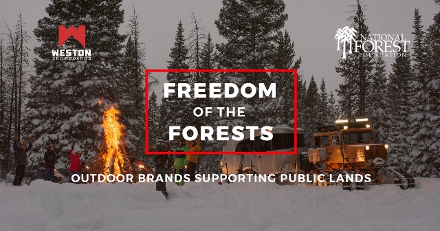 Freedom of the Forest