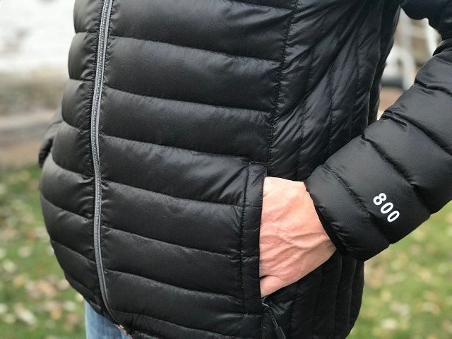 6a9a7a4fb My Trail 800 Fill Ultralight Down Jacket review