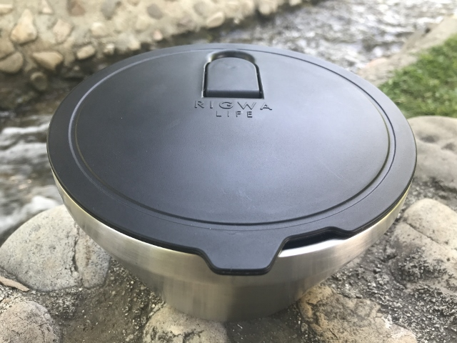 RIGWA Bowl in the outdoors