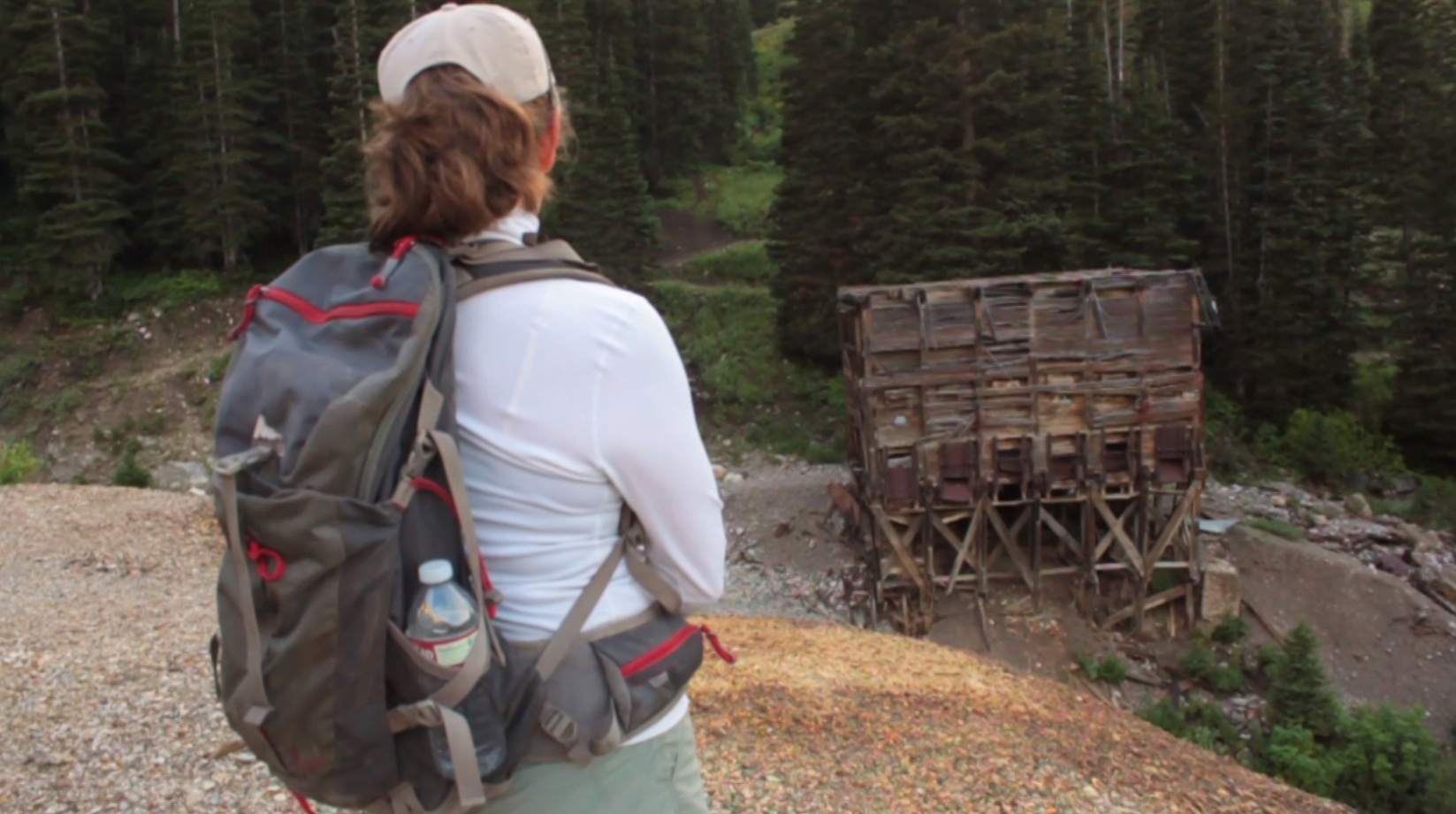 Hiking To The Cardiff Mine In Big Cottonwood Canyon